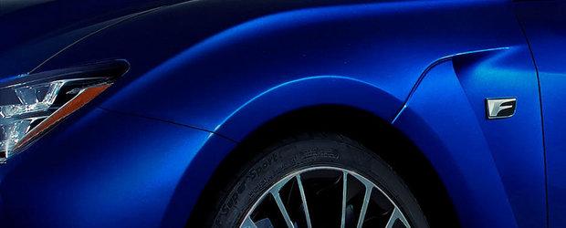 Lexus anunta un nou model de inalta performanta. Despre ce sa fie vorba oare?