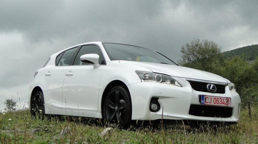 Lexus CT 1.8Hibrid 2011