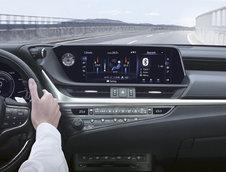 Lexus Digital Side-view Monitor