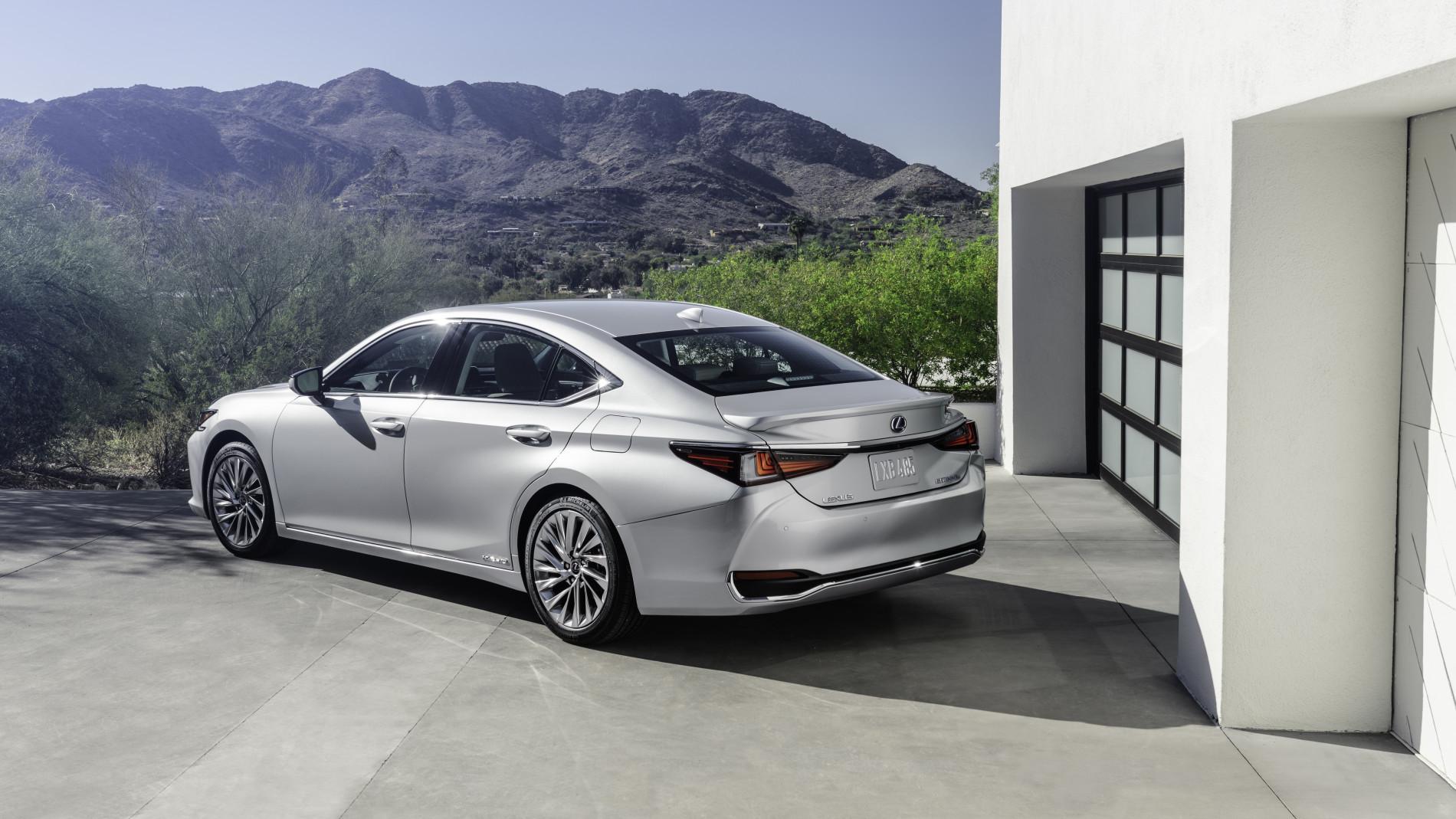 Lexus ES Facelift - Lexus ES Facelift