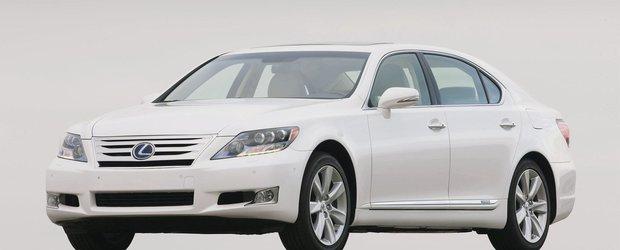 Lexus este masina oficiala a evenimentului Marketing 3.0