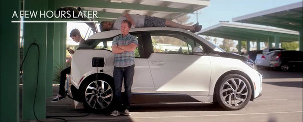 Lexus face misto de noul BMW i3 si autonomia sa