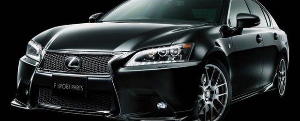Lexus GS Coupe vine in 2013