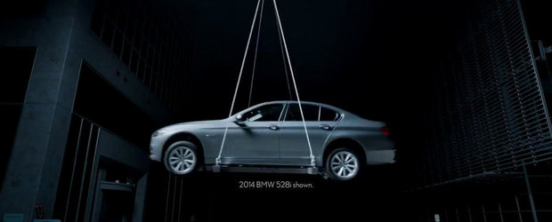 Lexus ironizeaza competitia germana cu o noua reclama la modelul GS