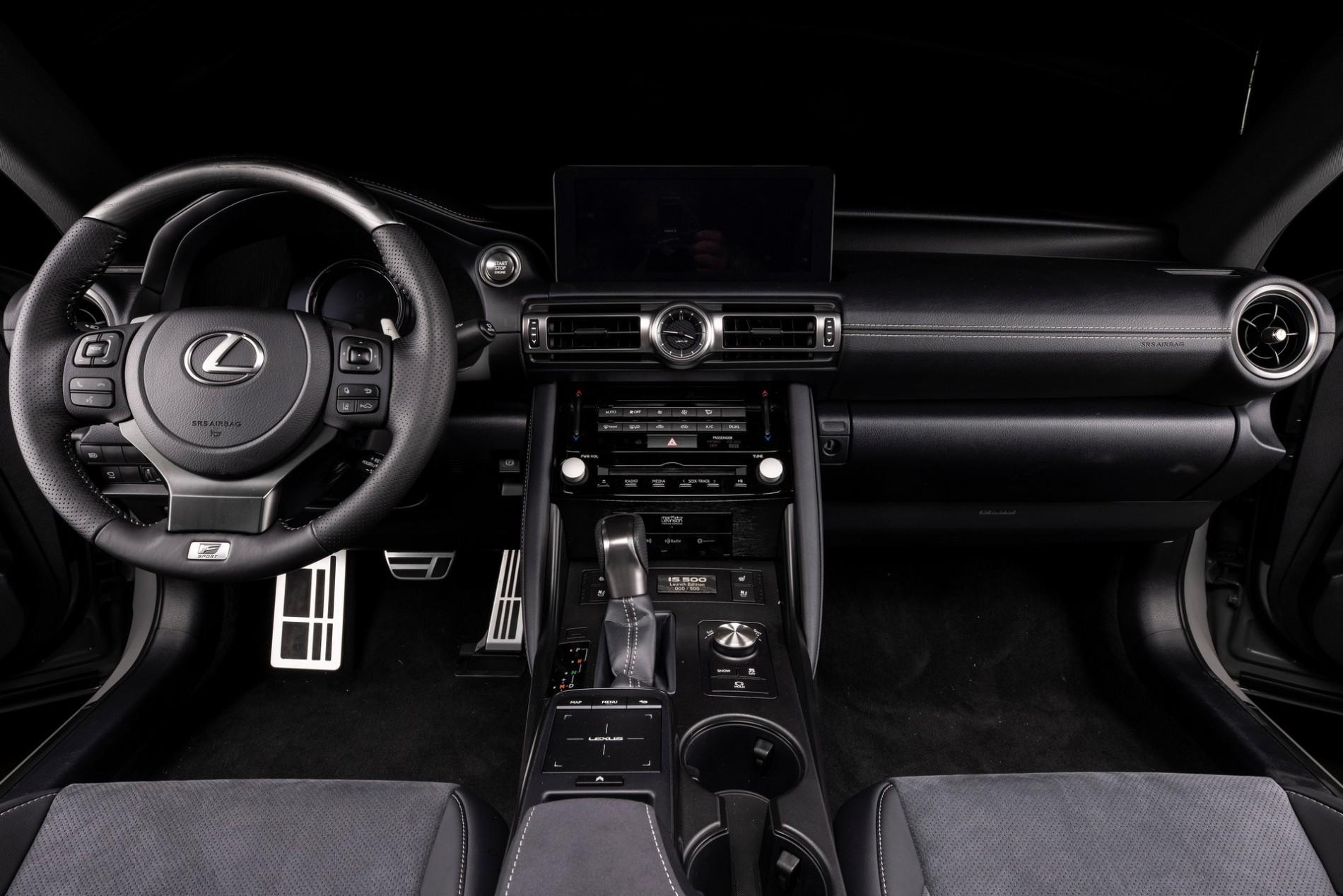 Lexus IS 500 F Sport Performance Launch Edition - Lexus IS 500 F Sport Performance Launch Edition