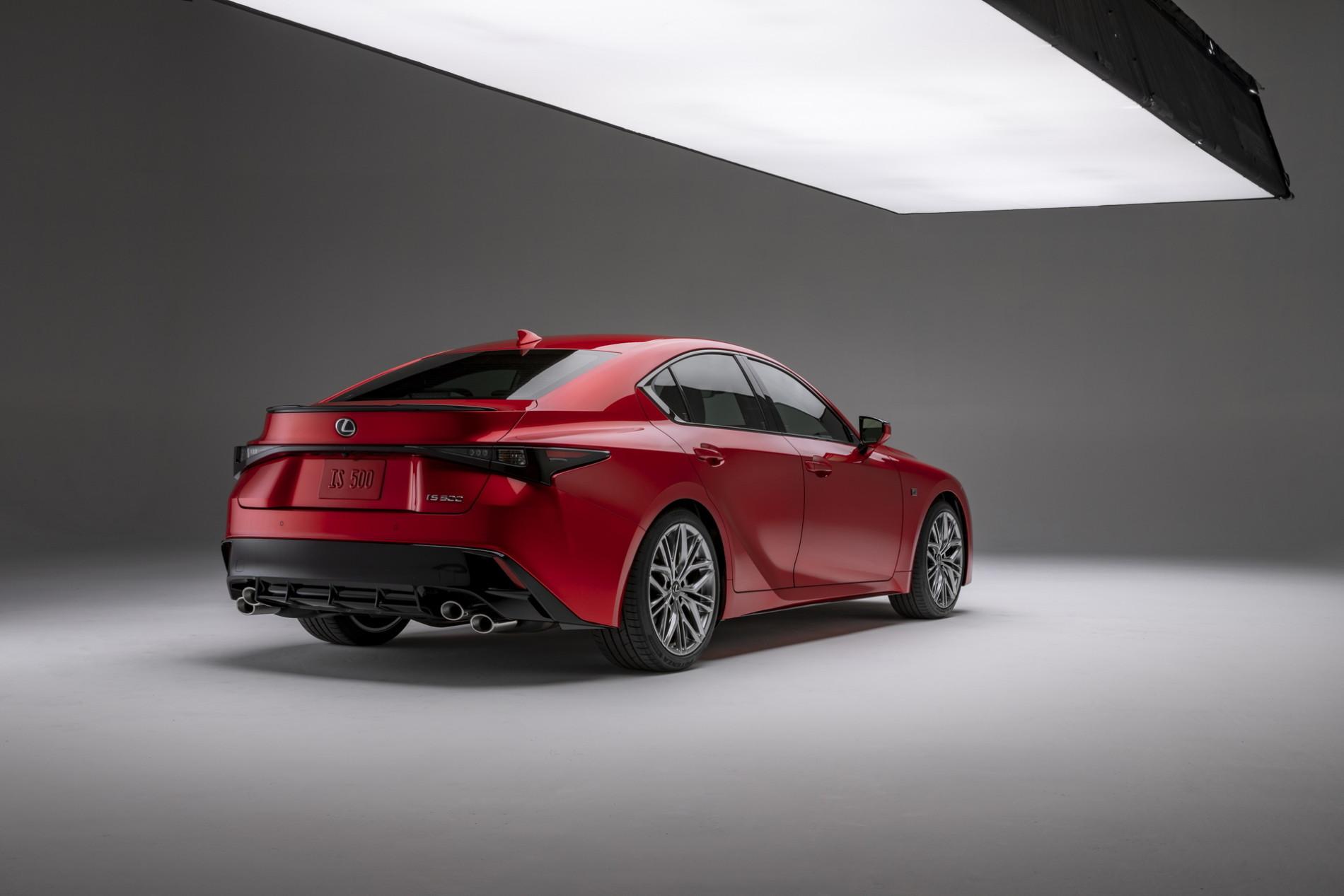 Lexus IS 500 F Sport Performance - Lexus IS 500 F Sport Performance