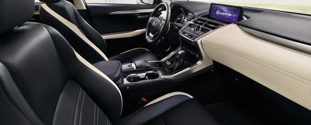 Lexus isi rasfata clientii cu o noua versiune Sport pentru SUV-ul NX. Din meniu nu lipsesc jantele de 18 inch