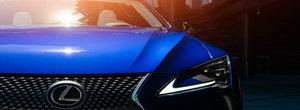 Lexus LC Convertible Regatta Edition este una dintre cele mai frumoase decapotabile de pe sosea. POZE multe sa-ti ajunga