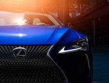 Lexus LC Convertible Regatta Edition