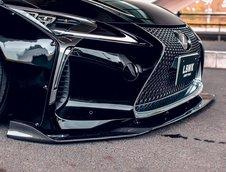 Lexus LC500 de la Liberty Walk