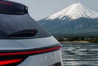 Lexus NX - Prima poza