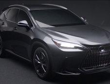 Lexus NX - Primele poze