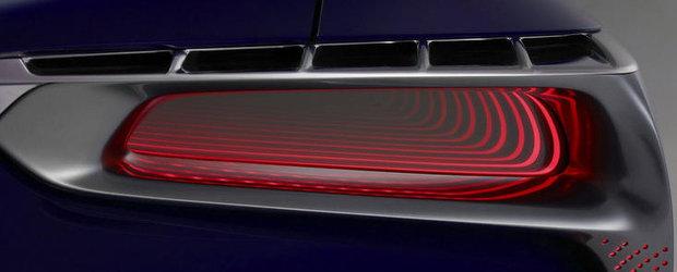 Lexus pregateste LF-LC II, un concept car cu 500 CP si tractiune integrala