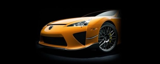 Lexus prezinta LFA Special Edition
