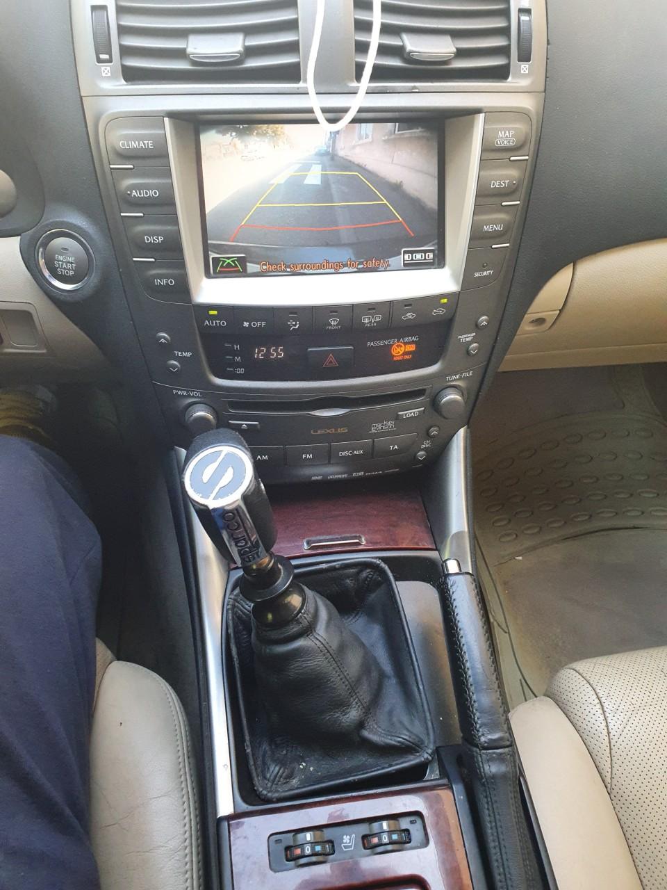 Lexus Seria IS IS220 Variante 2006