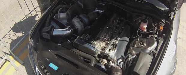 Lexusul cu motor de Supra si cutie manuala e un exemplu demn de urmat
