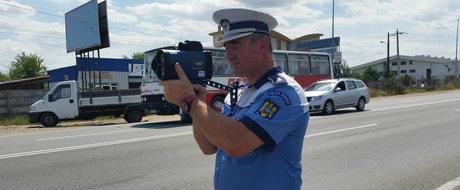 Liber la calcat pedala de acceleratie! Legea care ii obliga pe politisti sa anunte radarele din timp a trecut de PARLAMENT