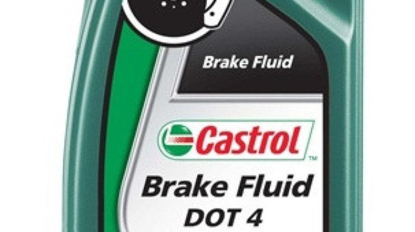 Lichid de frana PEUGEOT J5 Autobus 280P Producator CASTROL Brake Fluid DOT 4
