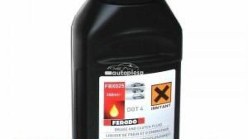 Lichid frana ferodo 250 ml UNIVERSAL Universal DOT4 ; DOT 4 ; FERODO ; FBX025 ; FBX 025 ;