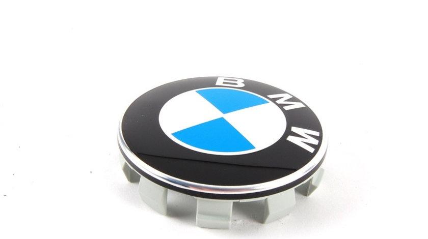 Lichidare de stoc Capacel janta aliaj cu emblema BMW cromat original