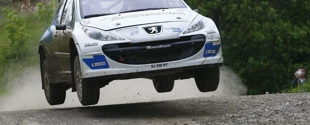 Liderul general in Delta Rally, Francois Delecour, a fost exclus din clasament