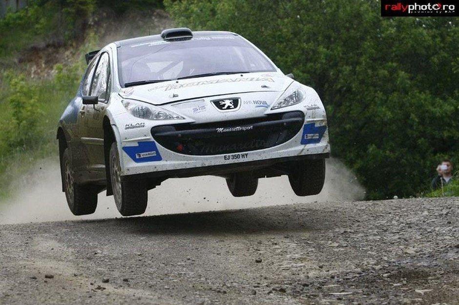 Liderul general in Delta Rally, Francois Delecour, a fost exclus din clasament