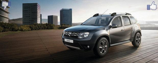 LIKE ori DISLIKE: Dezbatem in detaliu noua Dacia Duster