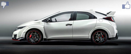 LIKE ori DISLIKE: Dezbatem in detaliu noua Honda Civic Type R