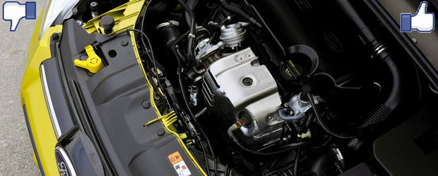 LIKE ori DISLIKE: Dezbatem in detaliu noul 1.0 EcoBoost de la Ford