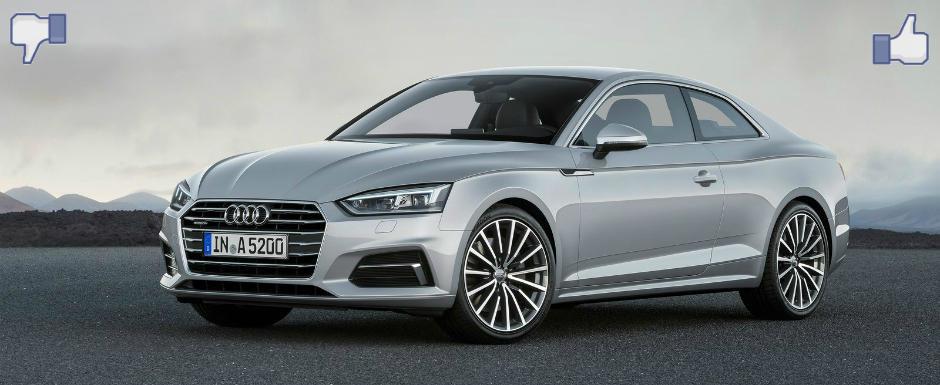 LIKE ori DISLIKE: Dezbatem in detaliu noul Audi A5