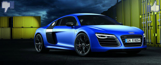 LIKE ori DISLIKE: Dezbatem in detaliu noul Audi R8