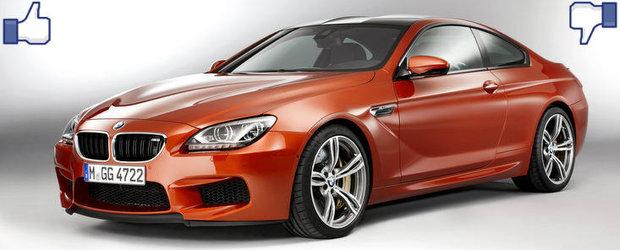 LIKE ori DISLIKE: Dezbatem in detaliu noul BMW M6
