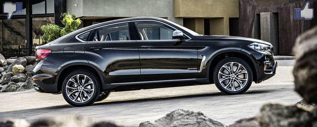 LIKE ori DISLIKE: Dezbatem in detaliu noul BMW X6