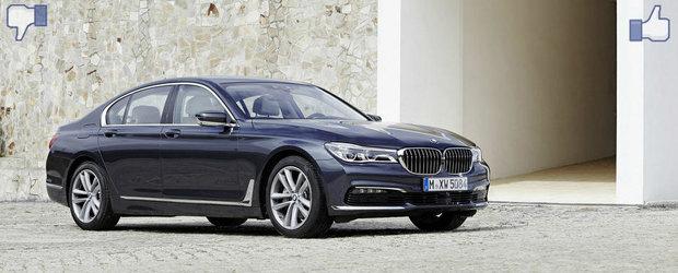 LIKE ori DISLIKE: Dezbatem in detaliu noul BMW Seria 7
