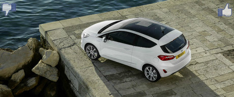 LIKE ori DISLIKE: Dezbatem in detaliu noul Ford Fiesta