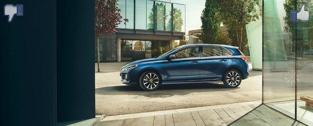 LIKE ori DISLIKE: Dezbatem in detaliu noul Hyundai i30