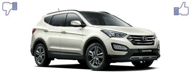 LIKE ori DISLIKE: Dezbatem in detaliu noul Hyundai Santa Fe