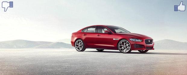 LIKE ori DISLIKE: Dezbatem in detaliu noul Jaguar XE