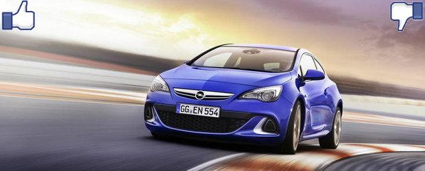 LIKE ori DISLIKE: Dezbatem in detaliu noul Opel Astra OPC