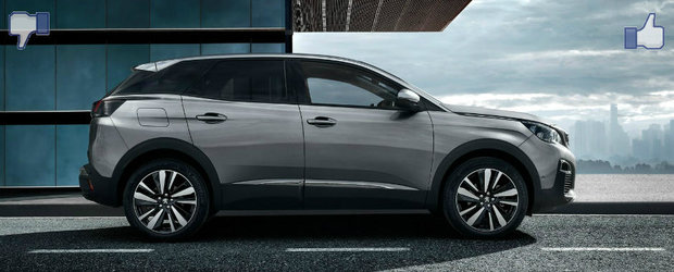 LIKE ori DISLIKE: Dezbatem in detaliu noul Peugeot 3008