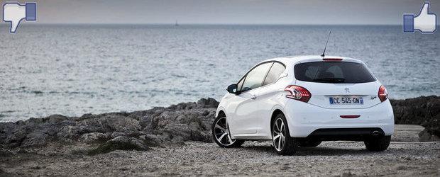 LIKE ori DISLIKE: Dezbatem in detaliu noul Peugeot 208