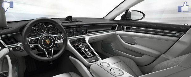 LIKE ori DISLIKE: Dezbatem in detaliu noul Porsche Panamera
