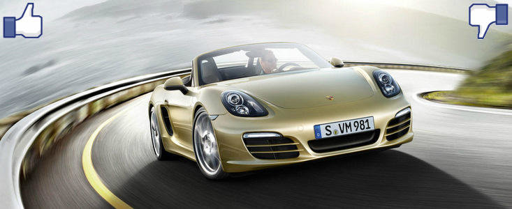 LIKE ori DISLIKE: Dezbatem in detaliu noul Porsche Boxster
