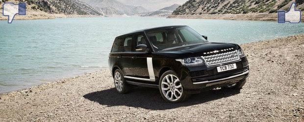 LIKE ori DISLIKE: Dezbatem in detaliu noul Range Rover