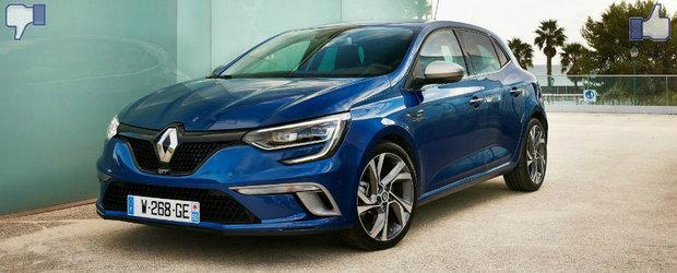 LIKE ori DISLIKE: Dezbatem in detaliu noul Renault Megane