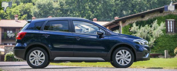 LIKE ori DISLIKE: Dezbatem in detaliu noul Suzuki S-Cross