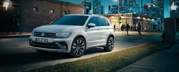 LIKE ori DISLIKE: Dezbatem in detaliu noul Volkswagen Tiguan