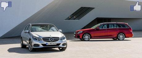 LIKE ori DISLIKE: Dezbatem in detaliu noul Mercedes E-Class
