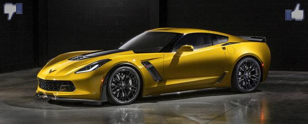 LIKE ori DISLIKE: Dezbatem in detaliu noul Chevrolet Corvette Z06
