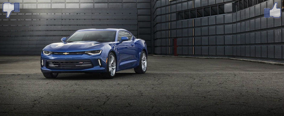 LIKE ori DISLIKE: Dezbatem in detaliu noul Chevrolet Camaro